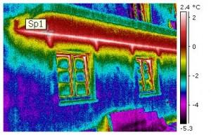 Nichtthermisch getrennter Balkon im Neubaubereich